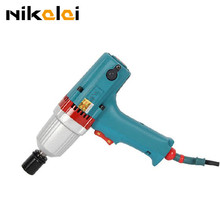 350W new Electric impact Wrench machine installation Bronze Wrench industrial power tool Pneumatic machine Sleeve free shipping