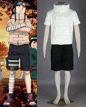 Buy NARUTO Hyuuga Neji cosplay costume halloween for $26.99 in AliExpress store