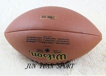 Outdoor Sport Rugby ball American Football Ball PU Size 9 For Training And Match High Quality American Football Ball Rugby ball