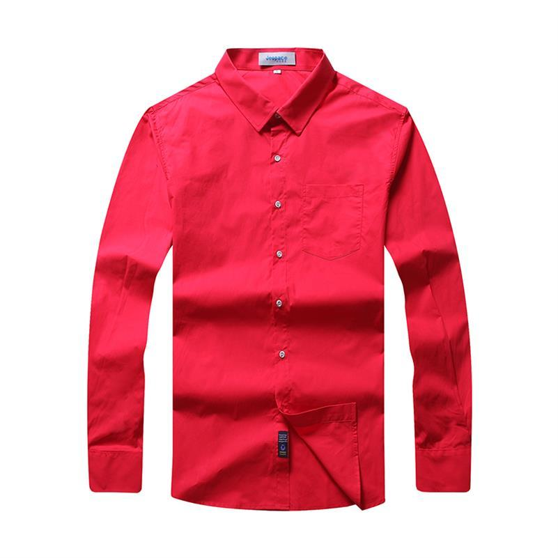 Men Button Down Collar Shirts Promotion-Shop for Promotional Men ...