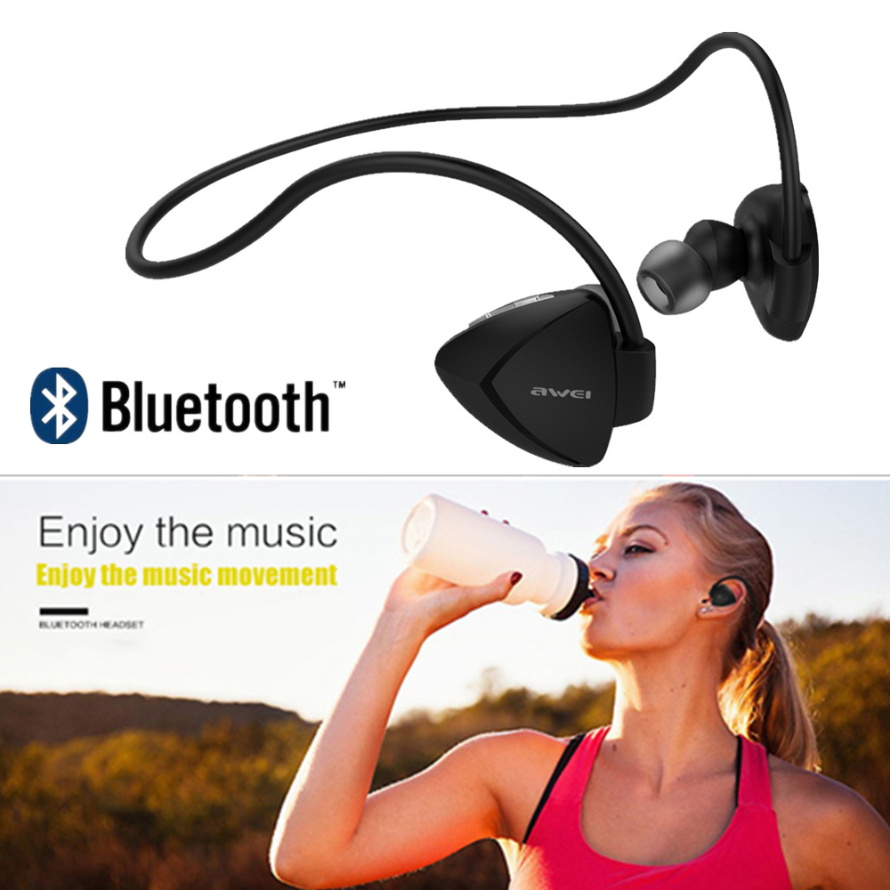 Noise cancelling focus on sports bluetooth earphone stable earhook power capacity display two device together NFC speed pairing<br>