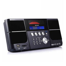 CD Player Home USB CD Disc Playback Machine Learning Walkman Wall Remote Fetal Education Lecteur Portable Wall Mounted CD Player(China)