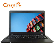 "Crazyfire Brand New 14"" Full HD 1920*1080P Laptop Computer 4GB RAM & 320GB HDD Intel Celeron Dual Core Notebook Office Laptops(China)"