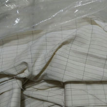 Block emf conductive fabric of silver used as anti-static pillow case(China)