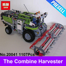 LEPIN 20041 110Genuine Technic Series Mini Combine Harvester Set DIY Educational Toy Building Blocks Model Bricks 8274 - Colourful Block Store store