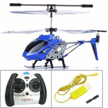 Recommend!!Free shipping Big Sale SYMA S107G S107 G RTF 3CH Rc Helicopter RC Toys With GYRO Charger spare parts(China)