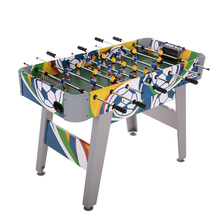 Football Table Soccer Game Room Table Kicker Assembled Table Foosball Family Club Sport Game Pubs Football Table Soccer(China)