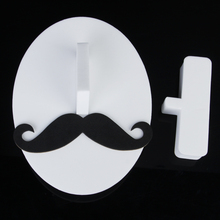 Mustache Beard Face Glasses Sunglasses Spectacles Display Stand Holder Rack