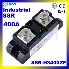 Factory supply SSR-H3400ZF 400A Industrial Solid State Relay(China)