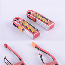 1pcs YW RC lipo battery 11.1V 2200mAh 25C 3s 14.8V 4S Lipo Battery For RC Helicopter RC Airplane RC Hobby