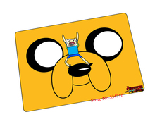 Adventure Time mouse pad gear Professional game pad to mouse notebook computer mouse mat brand gaming mousepad gamer laptop