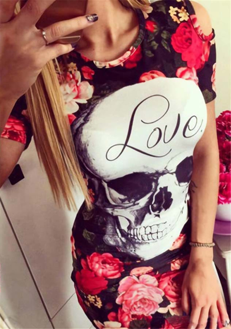 19 New Summer Fashion Women Sexy Tank Dress Slim Casual Camouflage Military O-Neck Print Splice Empire Mini Dresses Vestidos 45