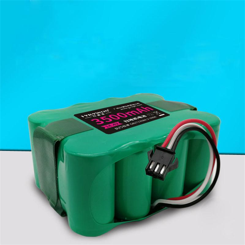 XR510 series 3500 mAh Ni-MH Vacuum Cleaner Battery for KV8 or Cleanna XR210 series and XR510 series Robotics Battery<br>