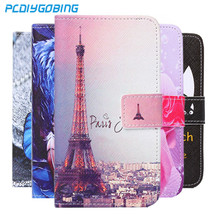 Buy Wallet Painted Book Stand Flip Leather Case Lenovo Vibe Shot Z90 5.0 inch Card Wolf Rose Owl Effiel Tower case Cover for $2.84 in AliExpress store