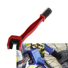 Motorcycles and Bicycles Chain Brush Bike Clean Brush tools Plastic Cycling Cleaner Outdoor Scrubber Tool Powerful And Durable