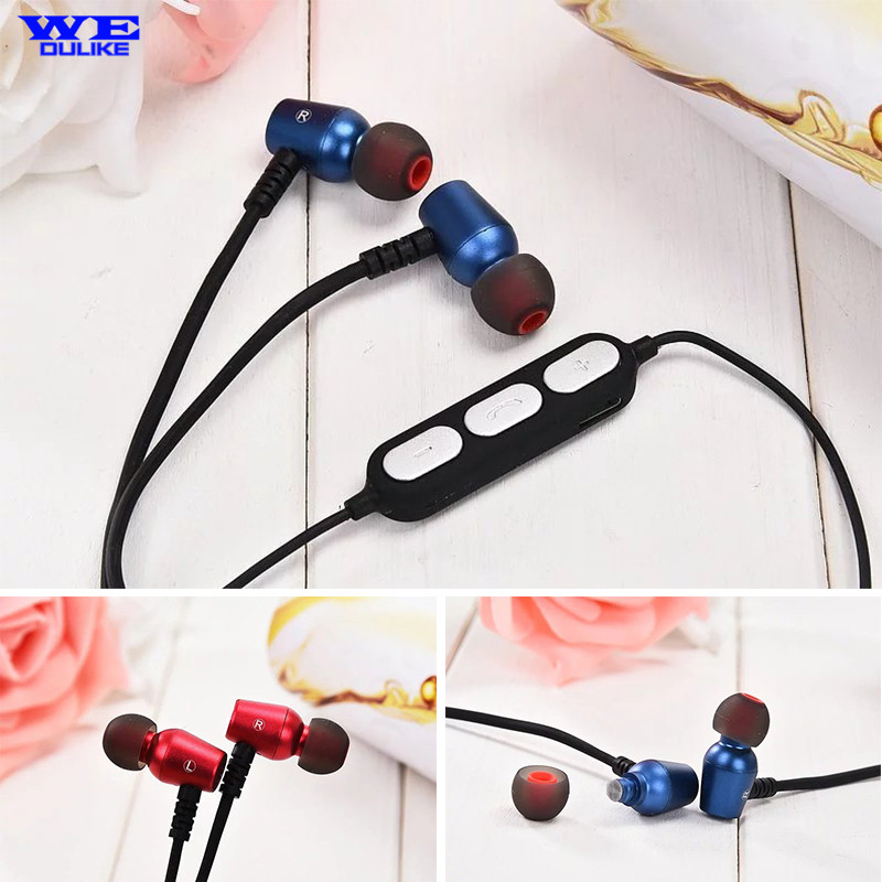 New Bluetooth Headset Wireless Earphone for Iphone 6 6s for Samsung note 7 for Xiaomi redmi pro all smartphones<br><br>Aliexpress