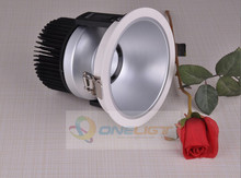 10Pcs CREE LED Downlights 40W Dimmable 110V 220V LED Ceiling Downlight LED Lamp Home Indoor Lighting(China)