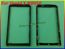 New Original Faceplate Frame Housing Cover Case For Motorola Droid X MB810 Free Shipping Black