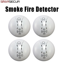 Buy 433mhz Wireless Smoke/Fire Detector Wireless Touch Keypad Panel Wifi GSM Home Security Burglar Voice Alarm System for $13.65 in AliExpress store