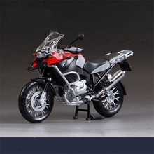 Maisto R1200GS 1:12 Scale Diecast Metal Motorcycles Toy, Simulation Alloy Motorbike Model, Classic Kids Toys Brinquedos