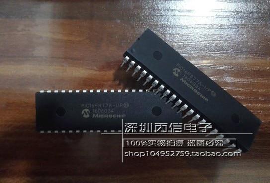 PIC16F877A-I/P   DIP-40    10PCS<br><br>Aliexpress