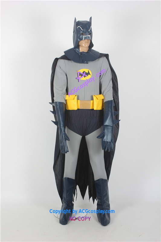 Batman Adam West Cosplay Costume title=