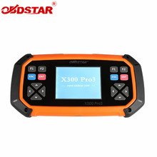 OBDSTAR X300 PRO3 Key Master Standard Configuration With Immobiliser Odometer EEPROM OBD X300 PRO3 Auto Key Programmer(China)