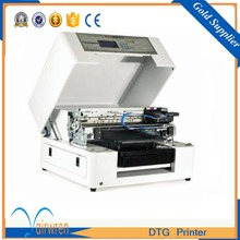 CE certification canvas  digital printing machine T shirt dtg printer
