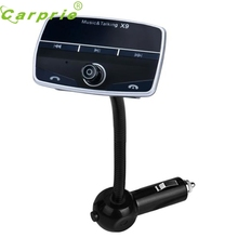 New 500E USB Charger LCD Car Kit MP3 Bluetooth FM Transmitter With Hands-Free DEC9