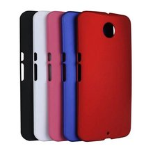 Brand Tuke Hard Plastic shell 5.2for Nexus 6 Case For Motorola Google Nexus 6 XT1103 Cell Phone Cover Case
