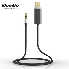 Bluedio BL Bluetooth audio music Receiver 3.5mm Audio Stereo Cable Bluetooth Adapter for Speaker headphones(China)