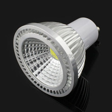 4x GU10 led 5W 7W gu 10 led Dimmable lamp Led Spotlight AC85-265V CE/RoHS Warm White White Free Shipping E27/MR16/GU10