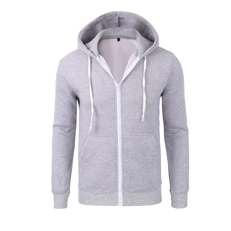 Hot Plus Pure color Hoodies Side pockets Hoody  Sw...