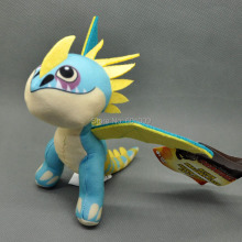 "Free Shipping How To Train Your Dragon 2 * Stormfly Plush toy 8"" #2(China)"