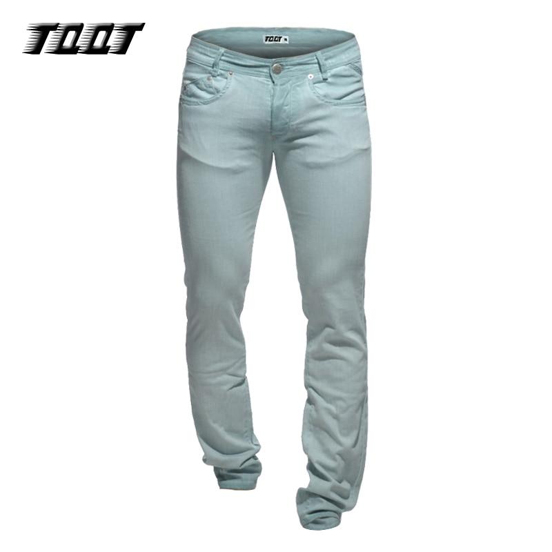 TQQT low jeans casual straight pants sofetener mateial slim jeans full length straight pants heavyweight colored jeans 5P0609Îäåæäà è àêñåññóàðû<br><br>