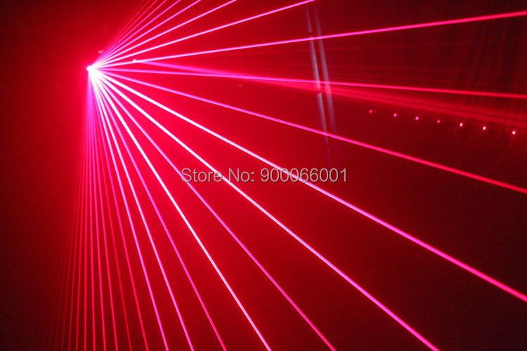 DMX disco Scanner Laser Stage Light club Dance pattern effect show LED beam Projector for home party (10)