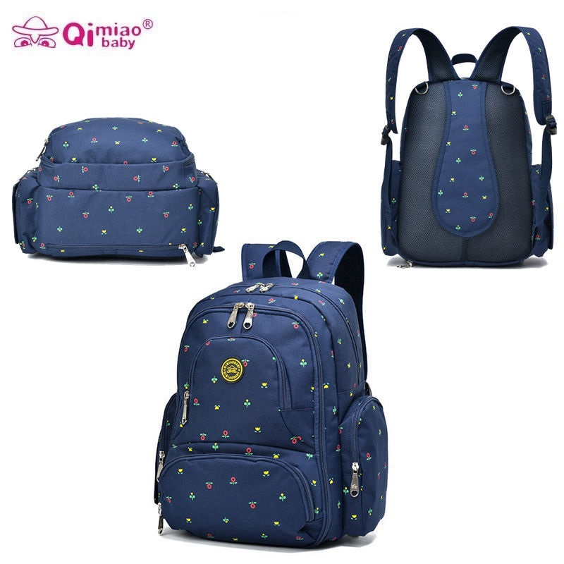 Waterproof Bag Baby Nappy Backpack Large Baby Diaper Organizer Maternity Mother Bag Mom Backpack Nappy Bags Diaper Backpack<br>