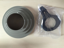 New design C Band Conical Scalar Ring with kit for offset antenna(China)