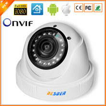 BESDER 4X Manual Varifocal Lens 2.8mm-12mm 720P 960P 1080P Security CCTV IP Camera Indoor Camera DC 12V 48V POE Optional(China)