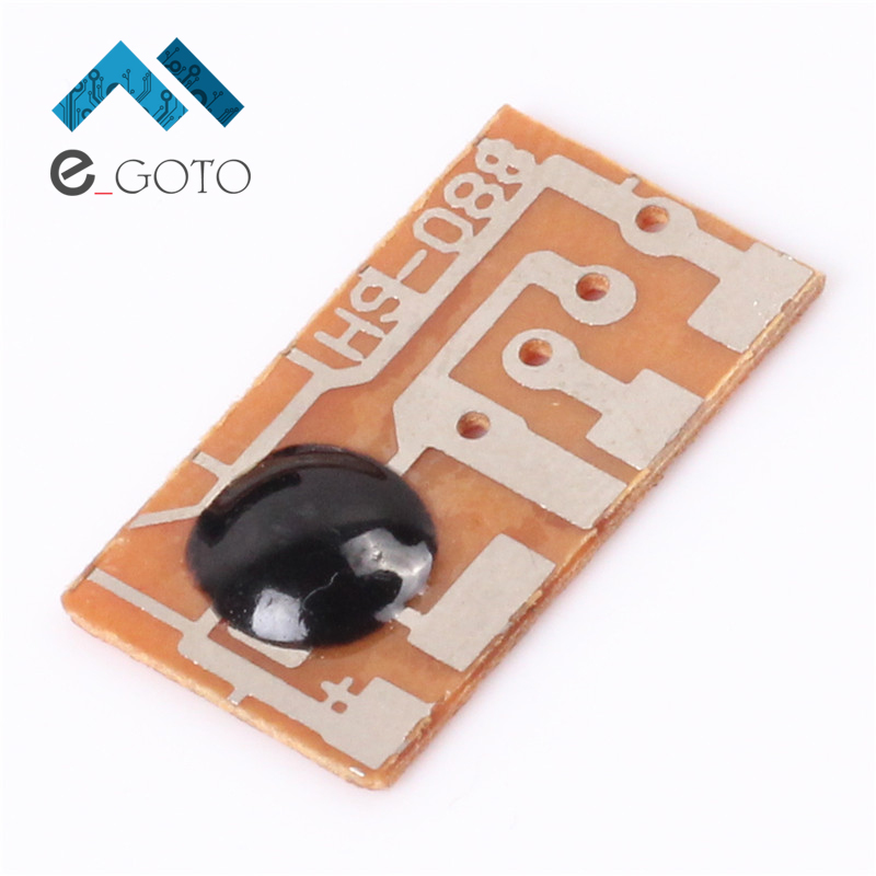10pcs Dingdong Tone Doorbell Music Voice Module Board IC Sound Chip For DIY/Toy(China (Mainland))