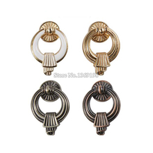 Hotsale 10PCS Door Handles Cabinet Knobs Cupboard Drawer Wardrobe Pull Handles Furniture Handle Knob 4 Colors