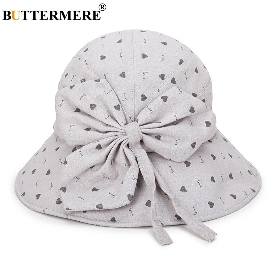 Compre Buttermere Sombreros De Cubo Azul Marino Para Mujer Playa ...