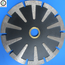 115x7x22.23mm cold press T-SHAPE segment diamond saw blade,granite cutting blade,concrete cutting blade,blade saw
