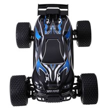 Huanqi 747A RC Cars 2.4GHZ 2CH 1:16 4WD High Speed 30KM/H Remote Control Crossing Car RTR Vehicle