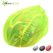 2015 ROCKBROS Cycling Helmet Cover Ultralight Waterproof Downhill MTB Road Bike Bicycle Helmet Rain Casco Ciclismo Cover Cap