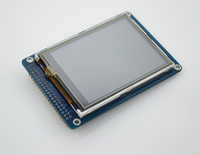 3.2 inch touch screen TFT LCD module 65K color, integrated touch control IC, SD deck, 3V regulator(China)