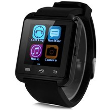 2016 Original U8 Smartwatch Bluetooth Mobile Watch Passometer Touch Screen Smartphone Answer and Dial Phone Wrist Watch