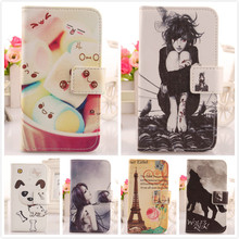 AIYINGE 1Pcs Newest Accessory Case For Sony Ericsson Xperia Neo Mt15i Wallet Style Flip PU Leather Protection Cell Phone Cover(China)