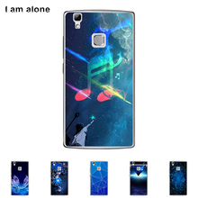 For Doogee x5 max  x5 max Pro  5.0 inch Soft TPU Silicone Cellphone Case High Quality Color Paint Cover Free Shipping