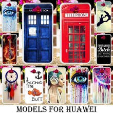 Soft TPU plastic cases for Huawei Ascend G6 4G LTE G6-L11 P7 Mini G6 3G P6 Mini U10 Honor 4C Pro Y6 Pro Y541 Y5C Y6 II Covers
